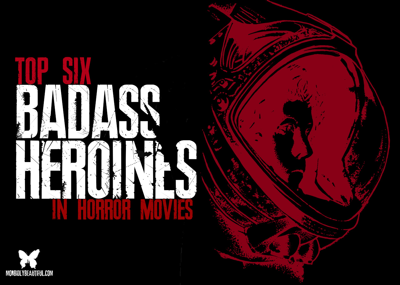 Badass Heroines