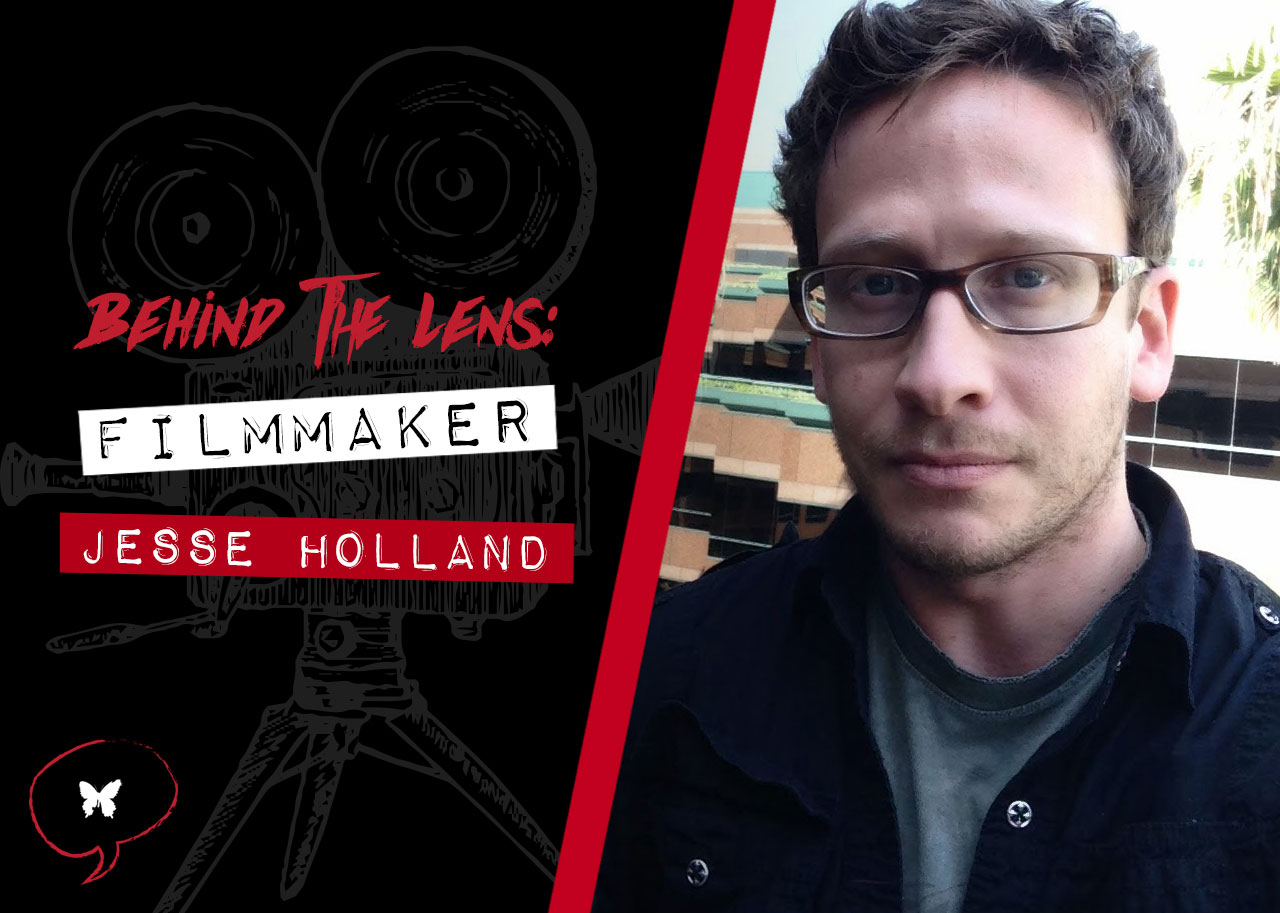 Andy Holland interview with jesse holland (yellowbrickroad) - morbidly