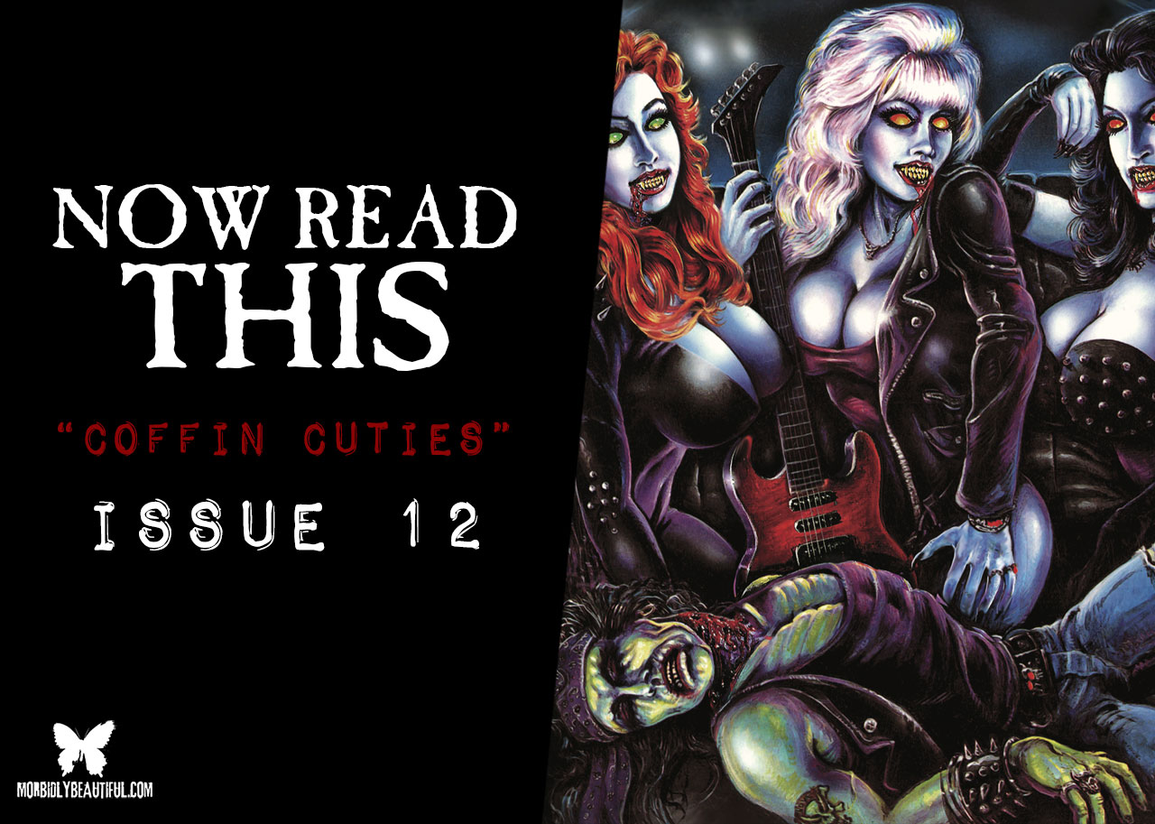 Coffin Cuties Issue 12