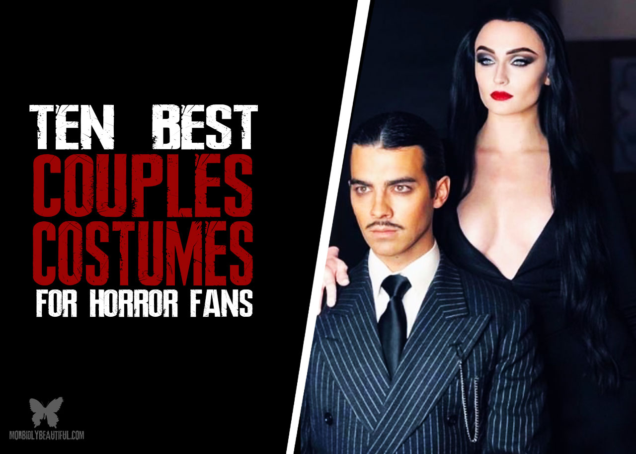 10 Great Couples Costumes For Horror Movie Fans Morbidly Beautiful