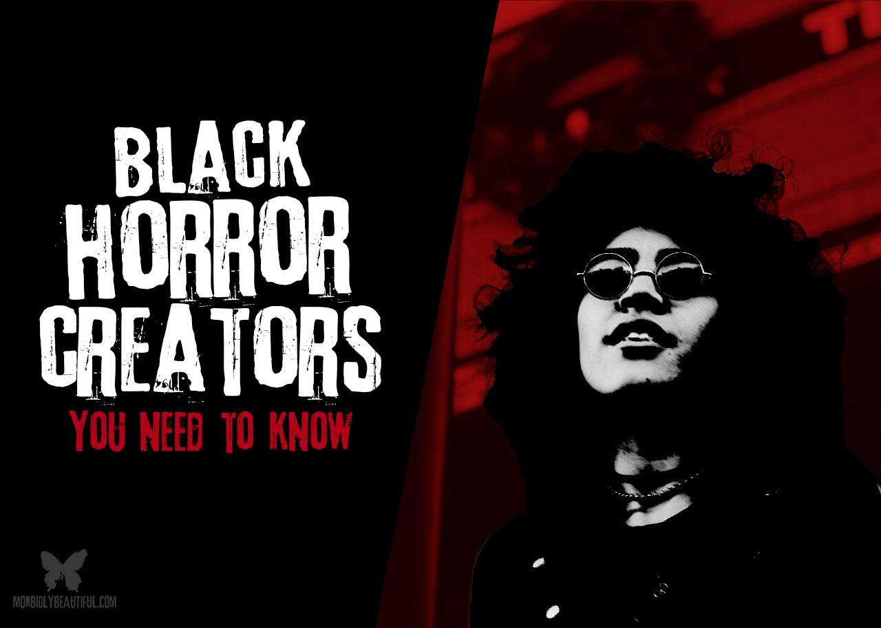 Black Horror Creators