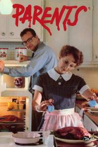"Poster for the movie ""Parents"""