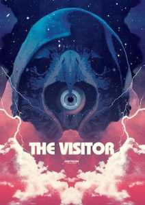 """Poster for the movie """"The Visitor"""""""