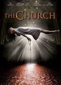 """Poster for the movie """"The Church"""""""