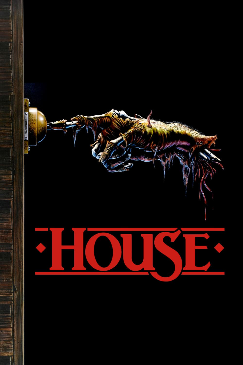 "Poster for the movie ""House"""