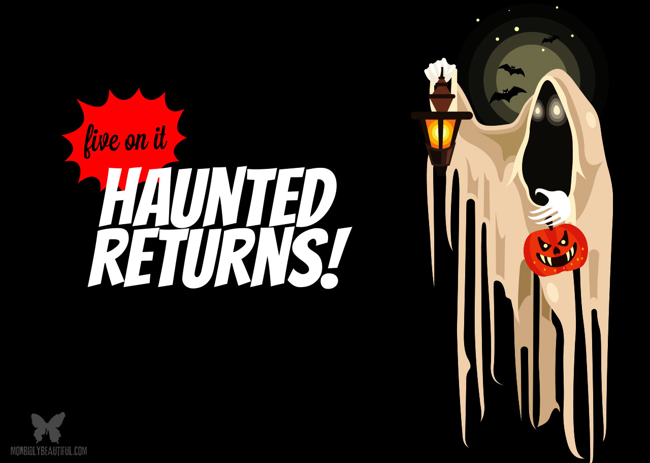 Haunted Returns Spooky Sequels