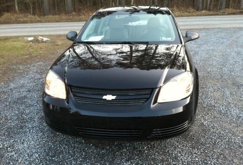 2010 Chevy Cobalt LS Black