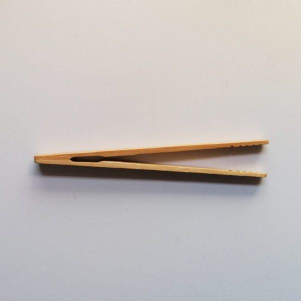 Pinza madera bambú, motricidad fina, juego simbólico, mordisquitos