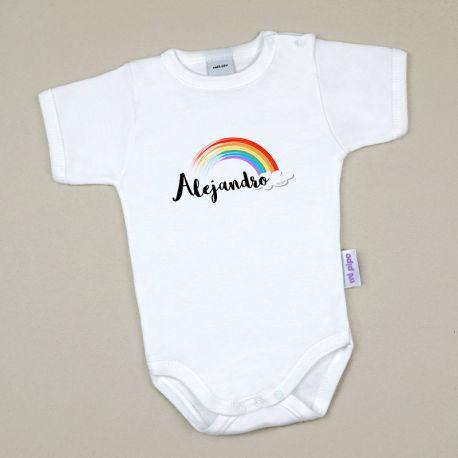 Body personalizado bebé babidu algodón
