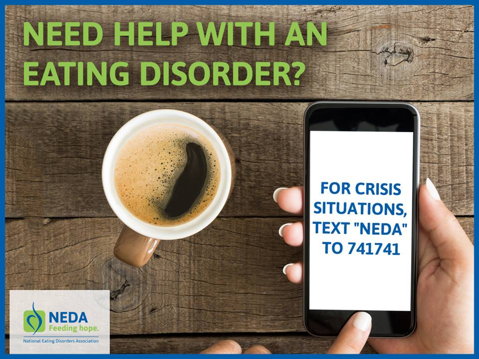 NEDA Help for Eating Disorder