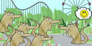 Rat Park - could solving for loneliness heal our kids of addictions and eating disorders?