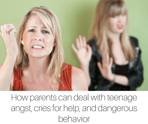 How parents can deal with teenage angst, cries for help, and dangerous behavior-2