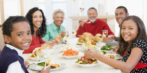How to make Thanksgiving eating disorder safe