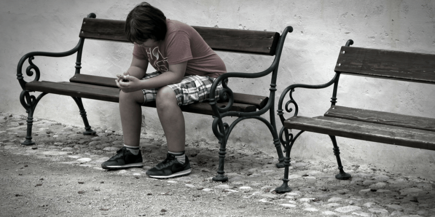 loneliness is a serious health risk in kids