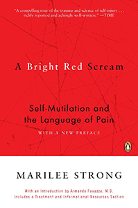 Book Cover: A Bright Red Scream: Self-Mutilation and the Language of Pain