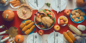 eating disorder friendly Thanksgiving