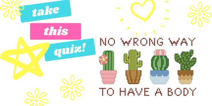 body positive quiz