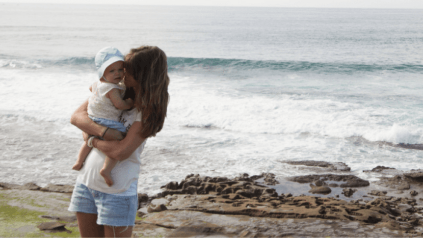 I have an eating disorder, and now my child does, too