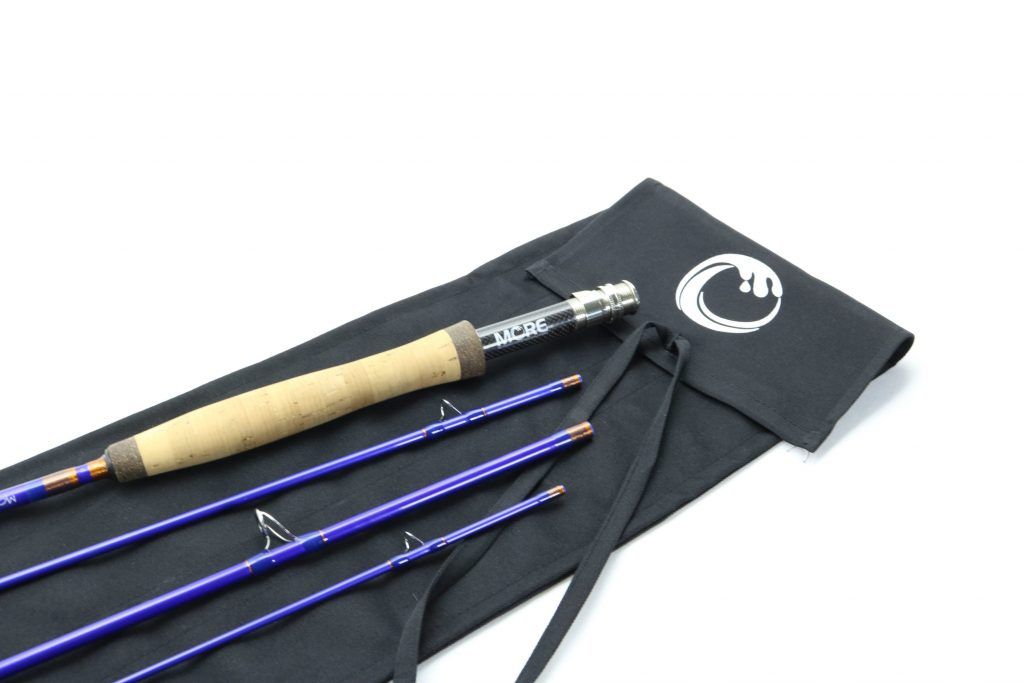MPXF 905-4  Fly Rod with with  rod bag.