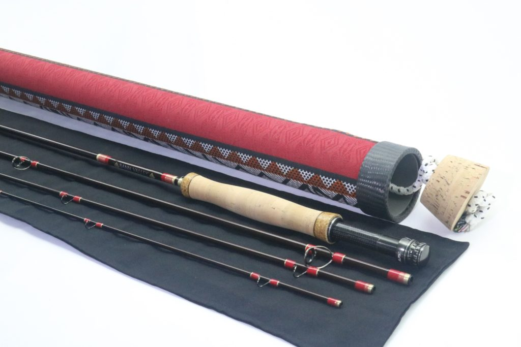 Contract Manufactured Fly Rod 1