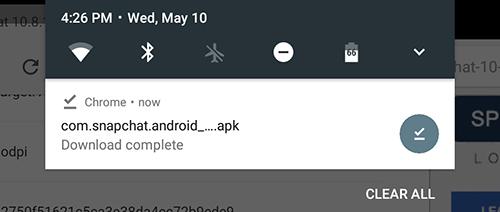 notificationtray