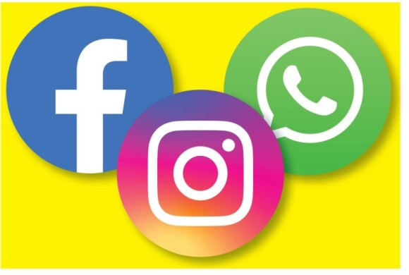 When Facebook and its apps, including Instagram and WhatsApp, went down Monday, they showed how dependant society's become on them — despite their dangers.