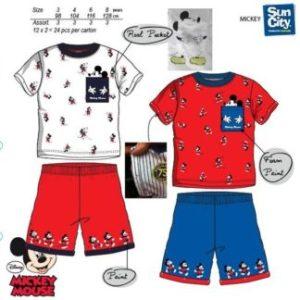 Mickey Pyjama temp