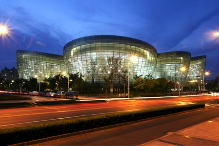 MORE ABOUT Oriental Arts Center  Shanghai China