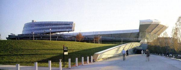 Soldier Field Cantilever Moreaedesign