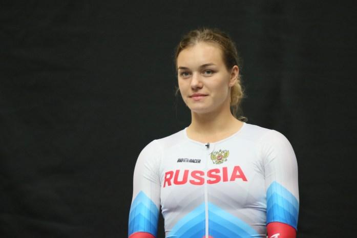 Anastasiia Voinova