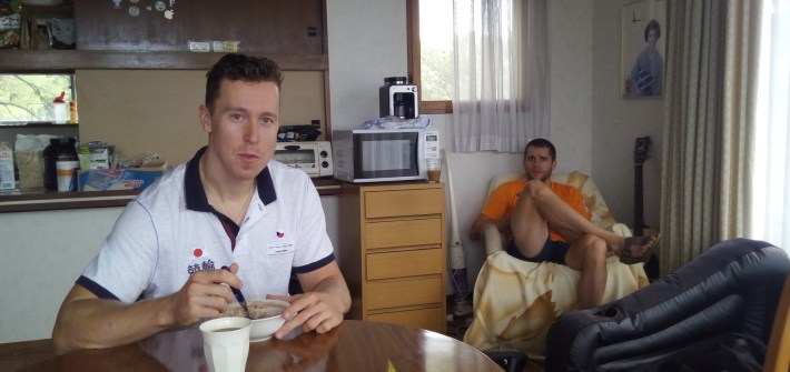 トマシュ・バベクの1日:画像