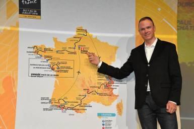 フルーム「石畳のレースは特に過酷だろう」ツール・ド・フランス2018のコース発表