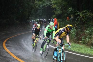 マルコ・カノラ選手「雨でもコーナーを攻めきれたのが勝因」、ジャパンカップ入賞者インタビュー&観戦記