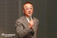 JCF理事 選手強化委員長 中野浩一氏