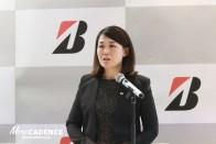 株式会社ブリヂストン オリンピック・パラリンピックマーケティング推進部 アクティベーション推進ユニット 課長 鳥山聡子氏