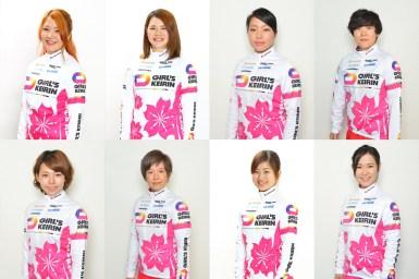 2017ジャパンカップに元砂七夕美、奈良岡彩子、福田礼佳らガールズケイリン選手が登場