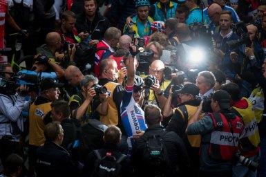 サガン伝説誕生の瞬間を目撃せよ!10月8日(日)NHKでロード世界選手権が放送