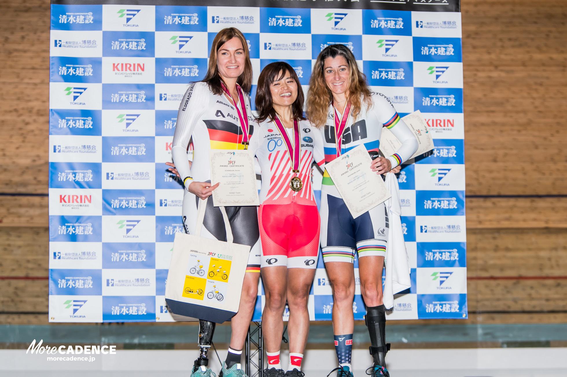 JAPAN PARA-CYCLING CUP2017