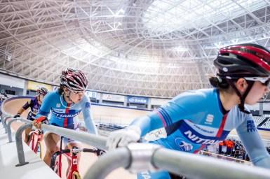 中村愛花が女子エリート優勝、男子予選は橋本英也・窪木一茂が1位通過/2017全日本選手権オムニアム