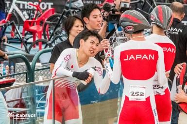 銀メダル獲得「ラップタイムは途中から一切見ずに、とにかく突っ込んで行った」一丸尚伍、近谷涼は何を感じたか
