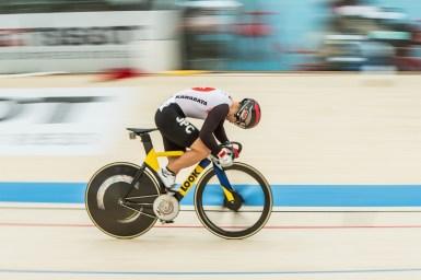 2018トラックアジア自転車競技選手権大会 派遣選手団