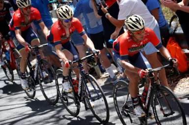 チームメイトの順位上げに貢献 新城幸也/サントス・ツアー・ダウンアンダー2018 第5ステージ