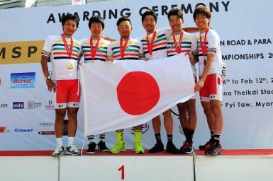 アジア選手権ロードレース2018で日本が金・新城幸也「日本にとって大きな意味のある1勝」