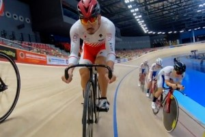 2018 Track Cycling Asian Championships Journey