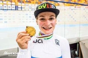 「アルカンシェルを着続けている事が誇り」クリスティーナ・フォーゲルが史上最多タイの世界タイトル獲得