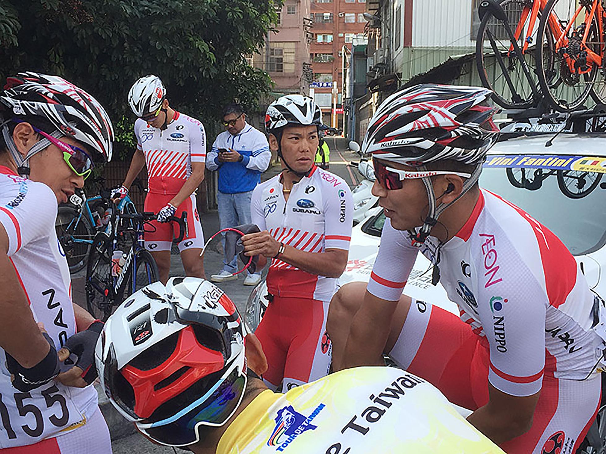 ツール・ド・台湾 第2ステージ