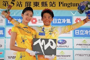 日本ナショナルチームがタイトル獲得、新城幸也が個人総合優勝/2018ツールド台湾レポート 最終ステージ