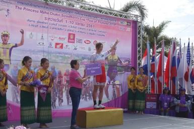吉川が敢闘賞も、チームの課題が浮き彫り/The Princess Maha Chakri Sirindhorn's Cup ツアーオブタイランド 2018 ステージ1・女子エリート