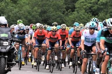 新城幸也「もうひと仕事したかった!」第2ステージも完走/クリテリウム・ドゥ・ドーフィネ第2ステージ Teamユキヤ通信NO.37