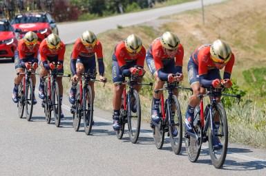 新城幸也イタリアでTTT出場し6位「ステージ優勝狙いたい」/アドリアティカ・イオニカレース 第1ステージ Team ユキヤ通信 2018 NO.43